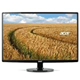 Acer S271HL DBID 27' IPS LED Full HD Monitor Thin Design- Black