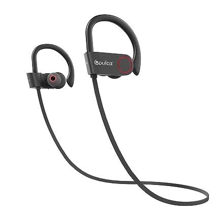 Ferrell Auriculares inalámbricos de Bluetooth Auriculares deportivos a prueba de golpes Auriculares deportivos para correr Fitness