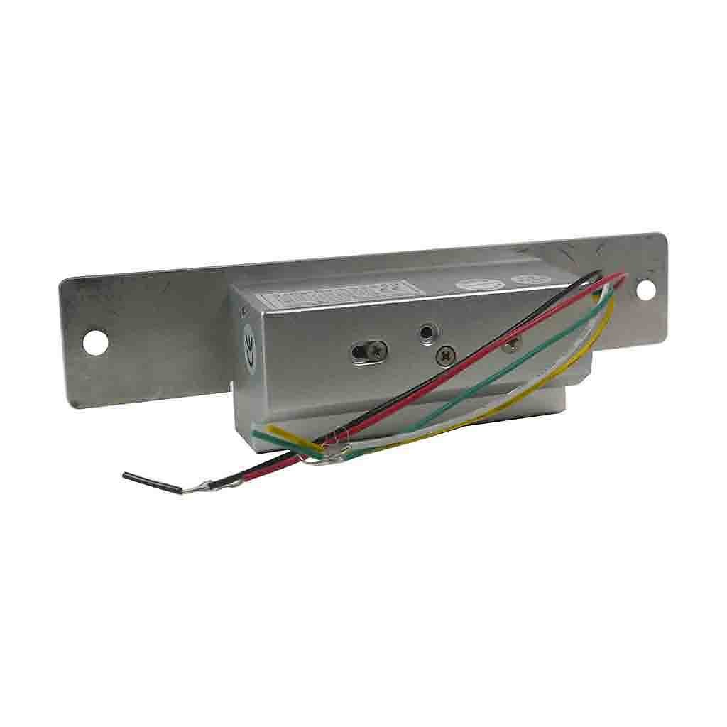 Metal Door DX Heavy Duty 2200lbs ANSI Long Door Strike w// Signal Suitable For: Wooden Door PVC Door FSE /& FSA0
