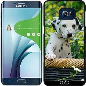 Funda para Samsung Galaxy S6 Edge Plus - Perrito Dálmata, Un Lindo Perro by Katho Menden