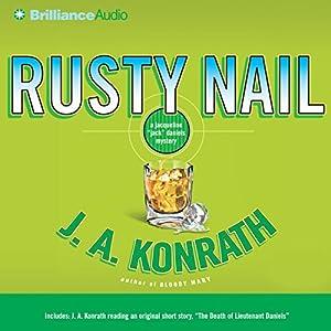 Rusty Nail Audiobook