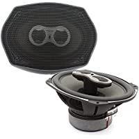 PC710 - Focal 7 x 10 100W RMS 3-Way Performance Series Coaxial Speakers