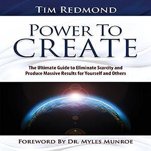 Power to Create Audiobook