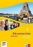 Découvertes / Série jaune (ab Klasse 6): Découvertes / Cahier d'activités mit Audio-, Video- und Übungssoftware-CD: Série jaune (ab Klasse 6)