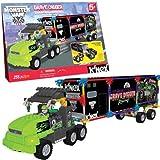 K'Nex Monster Jam Grave Digger Transporter Rig Building Set