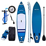 ANCHEER Inflatable Stand Up Paddle Board 10', Non-Slip...