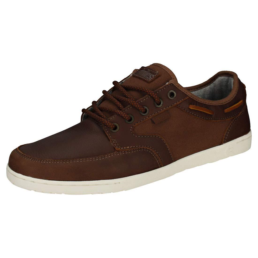 Etnies Dory 4101000401-488 - Zapatillas de skate de lona para hombre 14 D(M) US|Café Oscuro