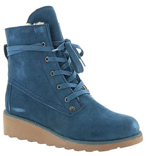 BEARPAW Krista Slate Boots Blue Women's 55qSZnxO6r