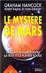 Le Mystère de Mars par Hancock