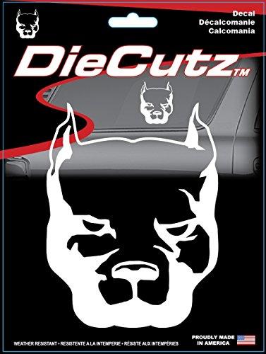 (CHROMA 040001 Pitbull Die Cutz Decal)