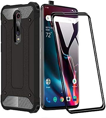 XIFAN Funda para Xiaomi Mi 9T Pro, protección contra Golpes de TPU ...