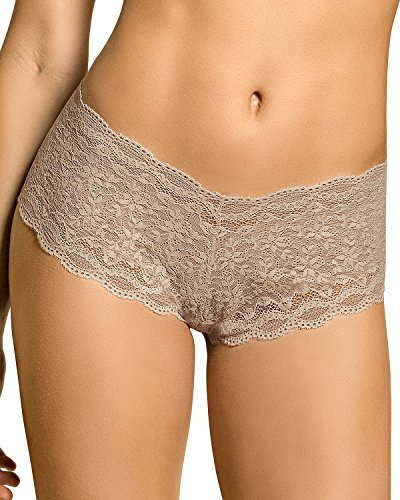 Leonisa Hiphugger Style Panty in Modern Lace