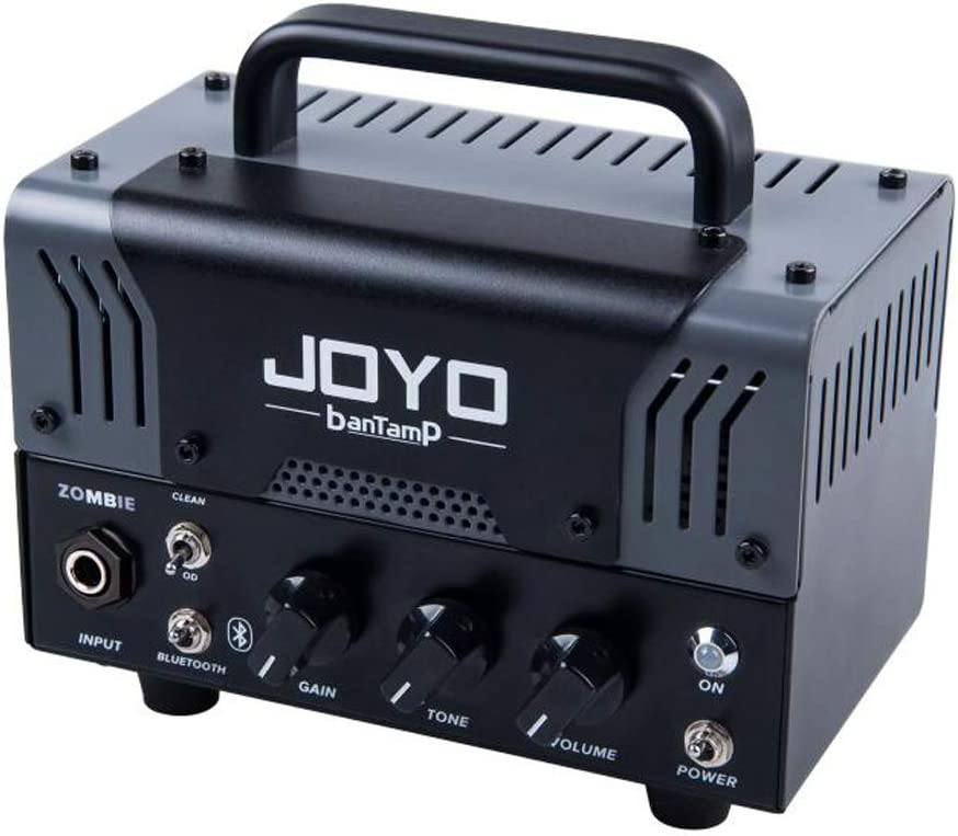 JOYO BanTamP-ZOMBIE TUBE AMP, Guitar Amplifier Head(Mesa Boogie Sound) for Heavy Distortion