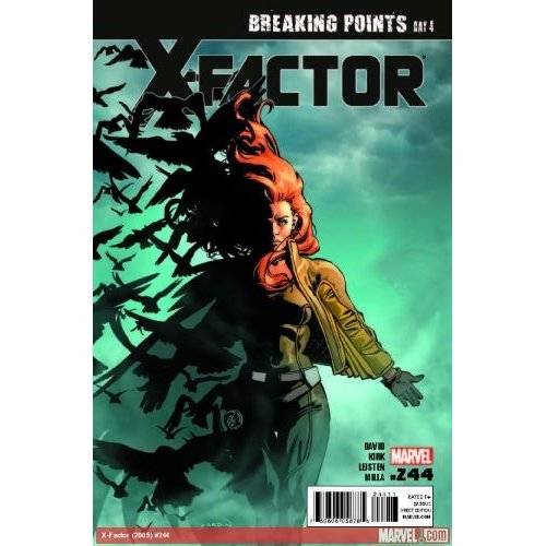 """X-factor #244 """"One Member of the Team Makes a Terrible Sacrifice in Hopes of Making Things Right"""" pdf epub"""
