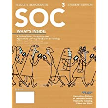 SOC3 (with CourseMate Printed Access Card) (New, Engaging Titles from 4LTR Press) by Nijole V. Benokraitis (2013-01-01)
