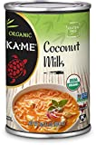 Ka-Me Coconut Milk, Organic Original, 14 Ounce (Pack of 12)