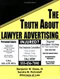The Truth about Lawyer Advertising, Ben Glass and Sandra Rohrstaff, 1595710973