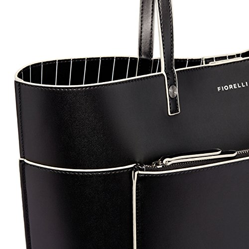 Fiorelli Bucket Shopper Tasche 36 cm Black