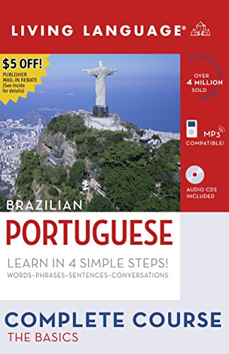 Complete Portuguese: The Basics (Book and CD Set): Includes Coursebook, 4 Audio CDs, and Learner's Dictionary (Complete