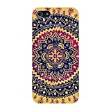 Roodfox New Ethnic Tribal Indian Pattern Hard Case Cover for iPhone 4 4S 4GS