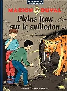 """Afficher """"Marion Duval n° 9 Pleins feux sur le smilodon"""""""