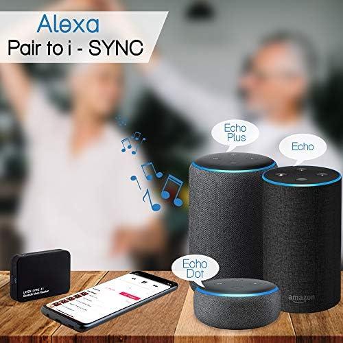 LAYEN i SYNC Adaptateur Audio sans fil Bluetooth Dongle Récepteur de Musique