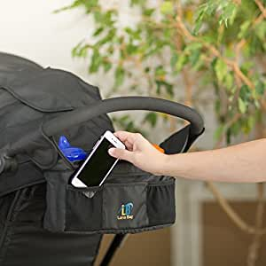 Stroller Organizer by Luna Bag - Magnetic Closure System - High Quality Accessory for Baby Strollers
