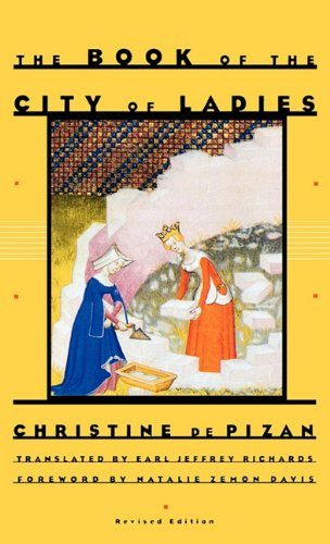 Book cover for The Book of the City of Ladies