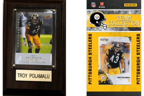 NFL Pittsburgh Steelers Fan Pack from C&I Collectables