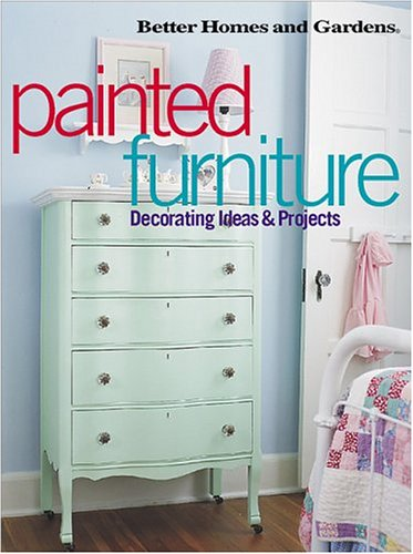 Painted Furniture Decorating Ideas & Projects