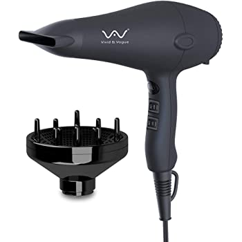 Amazon Com Berta 1875 Watt Ceramic Blow Dryer 2 Speed 3
