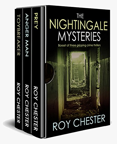 THE NIGHTINGALE MYSTERIES box set of three gripping crime thrillers