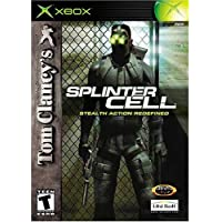 Tom Clancey's Splinter Cell: Stealth Action Redefined - Xbox