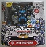 Transformers Cybertron Supreme Class Cybertron Primus Figure