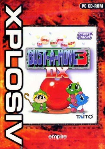 BUST A MOVE 3 DX (Bust A Move Arcade Game For Sale)