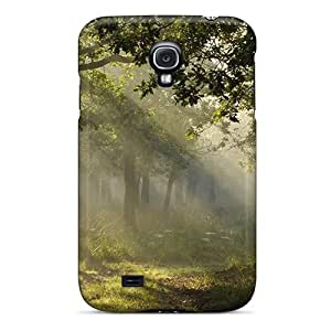 Perfect Mystical Light In A German Forest Case Cover Skin For Galaxy S4 Phone Case