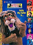 img - for Hello, My Name Is (Coloring Book) book / textbook / text book