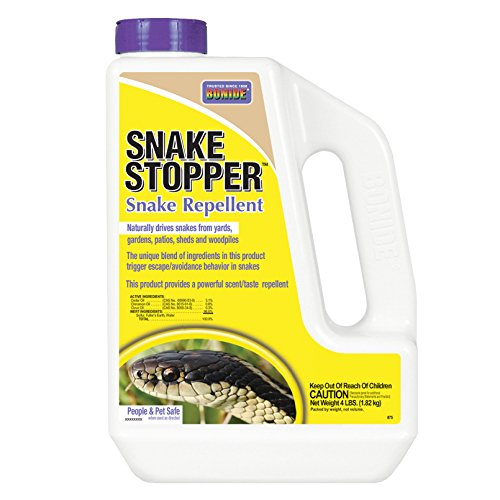 Buy flagline bonide 875 snake stopper, 4-pound