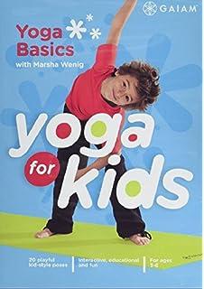 Yoga Basics For Kids Ages 3 6