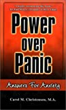 img - for Power Over Panic: Answers for Anxiety book / textbook / text book