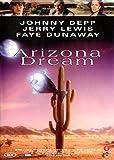 Arizona Dream Poster Danish 27x40 Johnny Depp Jerry Lewis Faye Dunaway