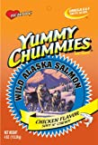 Arctic Paws 4-Ounce Salmon and Rice with Chicken Flavor Yummy Chummies, My Pet Supplies