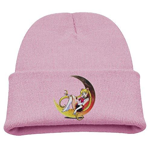 Tumblr Static Logo Anime Unisex Winter Skull Cap Baseball Hat For Kid (Anime Halloween Tumblr)