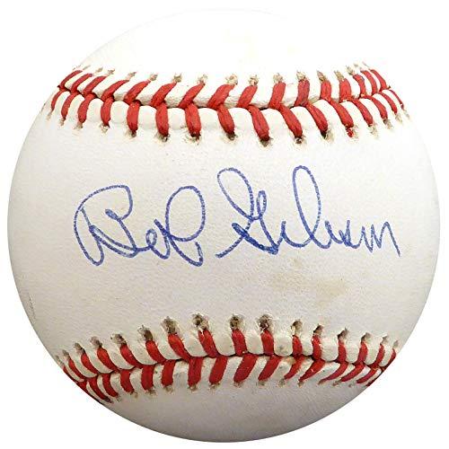 Signed Bob Gibson Baseball - Official NL Beckett BAS #H75198 - Beckett Authentication - Autographed Baseballs