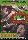 Ghastly Ones & Seeds of Sin [DVD] [Region 1] [US Import] [NTSC]