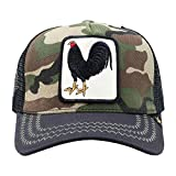 GOLD STAR Fighting Cock Trucker Hat (MILITARY)