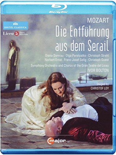Christoph Strehl - Die Entfuehrung Aus Dem Serail (Blu-ray)