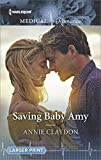 img - for Saving Baby Amy book / textbook / text book