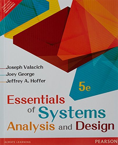 essential of systems analysis and design Essay essential roles of the hitech systems analysis and design 932 words 4 pages show more in the united states, major emphasis has emerged in providing the most.