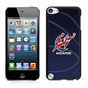 New Custom Design Cover Case For iPod Touch 5th Generation Washington Wizards 11 Black Phone Case